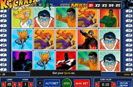 Darmowa maszyna do gier KickAss online