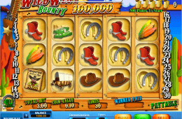 Darmowa gra hazardowa Wild West Bounty online