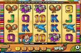 Obrazek z darmowej maszyny do gier online Chilli Gold