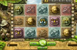 Wygląd darmowego automatu do gier online Gonzo´s Quest