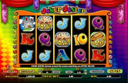 Darmowa gra hazardowa Joker Jester online