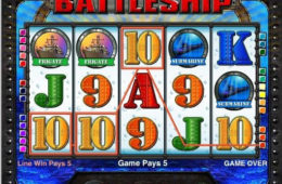 Darmowy automat do gier online Battleships