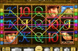 Obrazek z darmowej maszyny do gier online Aztecs Empire