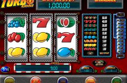 Darmowa maszyna do gier online Turbo Gold