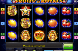 Darmowy automat do gier online Fruits´n Royals