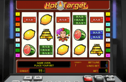 Darmowy automat do gier online Hot Target