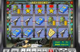 Automat do gier online Resident (za darmo)