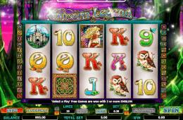 Gra hazardowa online Unicorn Legend (darmowa)
