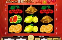 Graj na darmowej maszynie do gier online Classic Seven