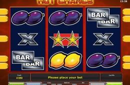 Darmowa maszyna do gier online Hot Chance