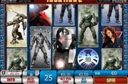 Gra kasyno Iron Man 2