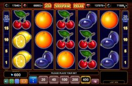 Maszyna do gier hazardowych online 20 Super Hot