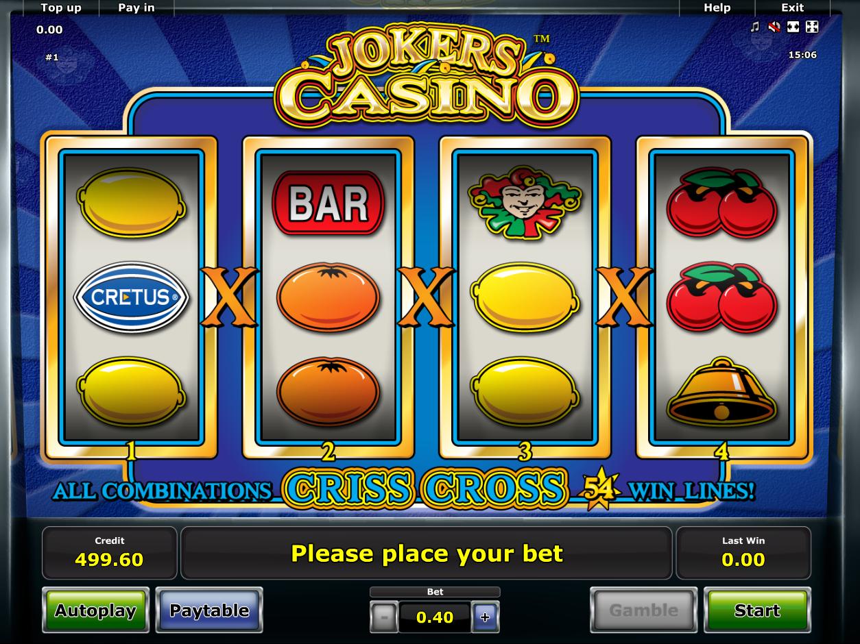 Casino Gry Online