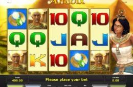 Darmowy automat do gier online Anubix bez depozytu