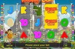 Automat do gier online Volcanic Cash za darmo