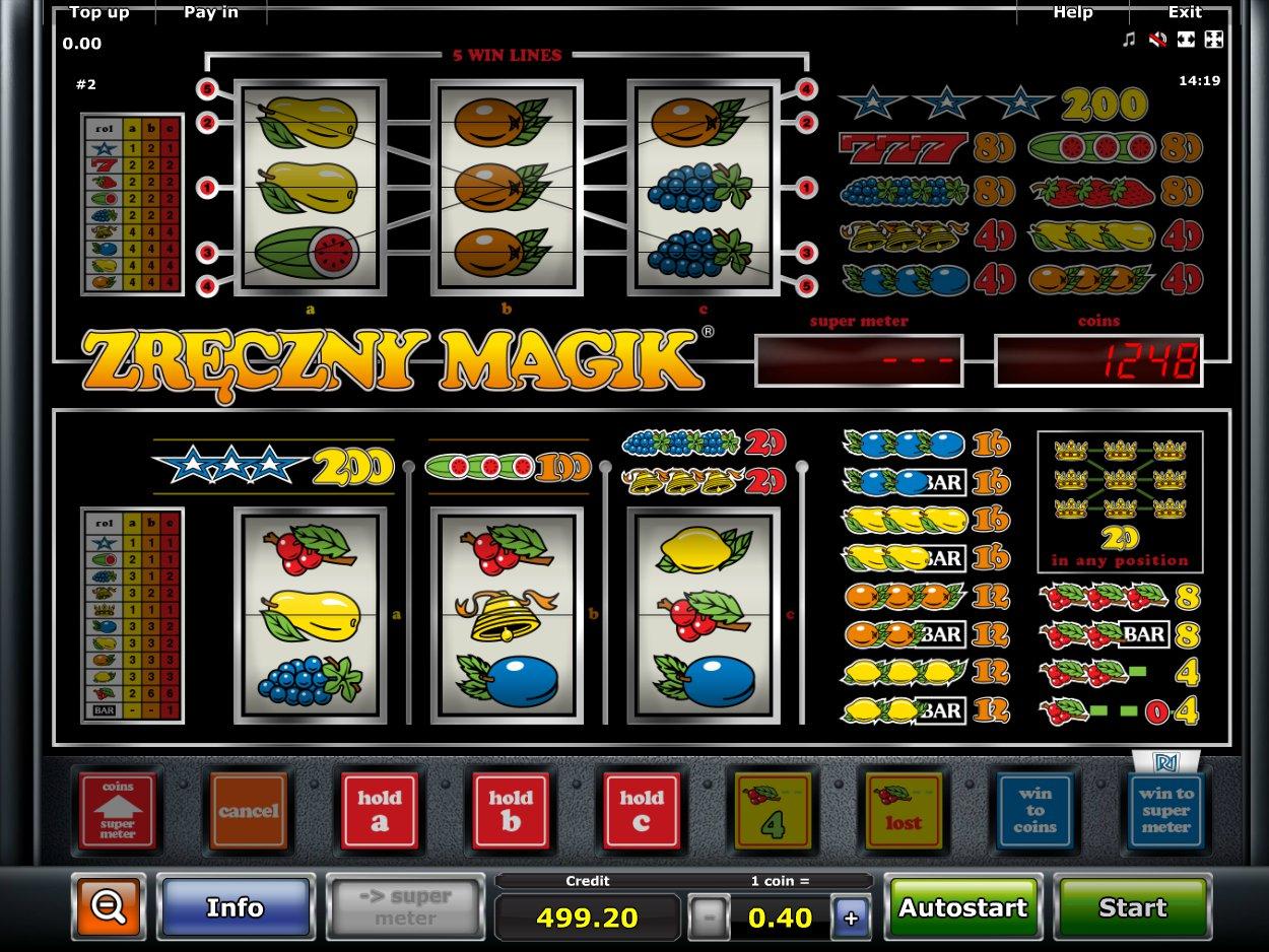 darmowy bonus na automat