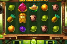 Zagraj na darmowej maszynie do gier Go Bananas! bez depozytu
