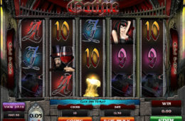 Maszyna do gier Gothic (bez depozytu)