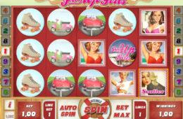 Obrazek z automatu do gier online Pin Up Girls