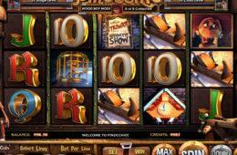 Zagraj na darmowej maszynie Pinocchio