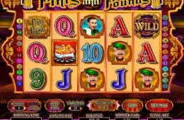 Darmowy automat do gier Pints and Pounds (bez depozytu)