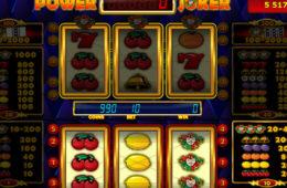 Zagraj na darmowym automacie do gier Power Joker