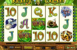 Gra hazardowa online Rickety Cricket (darmowa)