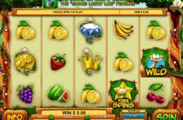 Zagraj w grę hazardową Snake Slot (online, bez depozytu)