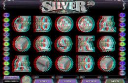 Gra hazardowa online Sterling Silver 3D