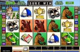 Zagraj na darmowym automacie do gier Sure Win