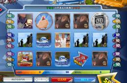 Automat do gier The Italian Job (online)