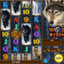 Maszyna do gier Wolf Rising (online)