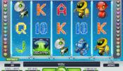 Gra hazardowa Alien Robots (nie wymaga rejestracji)