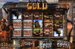 Darmowy automat online Black Gold