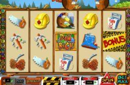 Obrazek z darmowego automatu online Dam Rich