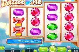 Automat online Dazzle Me