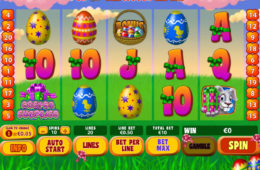 Automat do gier Easter Surprise (nie wymaga depozytu)