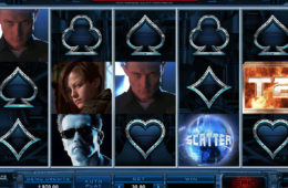 Gra hazardowa online Terminator 2