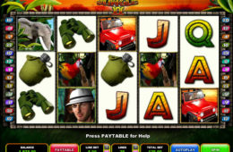 Gra hazardowa The Jungle II online