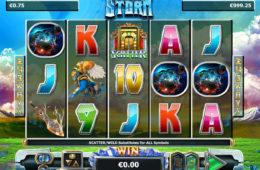 Gra hazardowa online Titan Storm (nie wymaga ściągania)