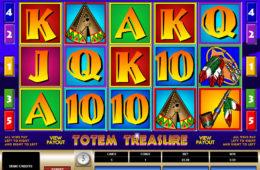 Darmowy automat Totem Treasure online