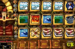 Gra hazardowa Wizards Castle online (nie wymaga depozytu)