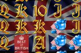 Gra hazardowa Best of British online
