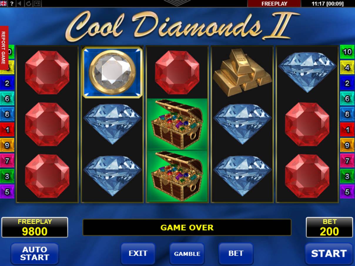 Cool Diamonds II
