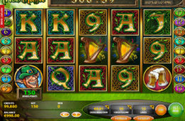 Obrazek z gry hazardowej Irish Magic