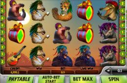 Gra hazardowa Safari Samba