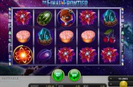 Zagraj na darmowej maszynie online The Final Frontier