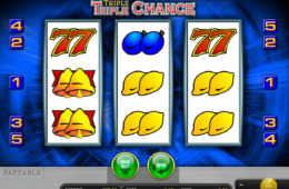 Maszyna online Triple Triple Chance