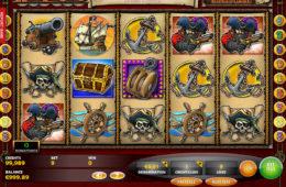 Kręć bębnami maszyny Wild Pirates