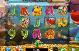 Zagraj na darmowej maszynie A Dragons Story online